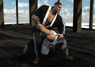 Martial Arts – The Sound of Professional Wrestling