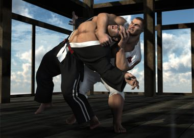 Martial Arts – The Sound of MMA